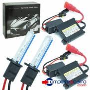 Kit Xenon Automotivo H8 6000K - 12V, 35W Tay Tech