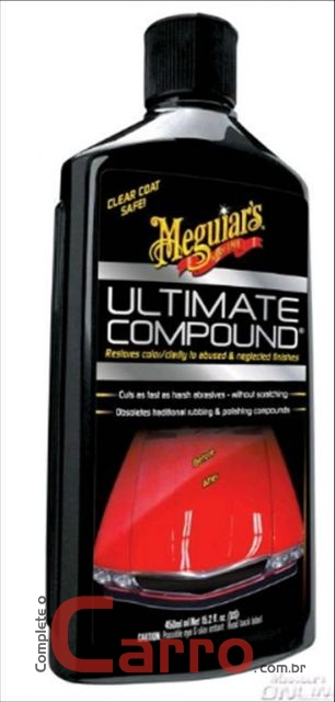 Ultra composto - Ultimate Compound Meguiar's 450ml - G17216