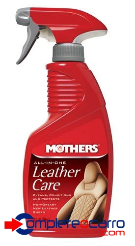 Limpador de couro Mothers All-in-One Leather Care 355ml Limp