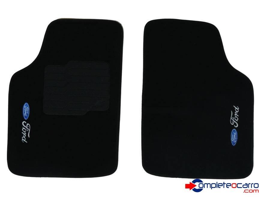 Tapete Ecológico Personalizado Universal Ford Preto C0012