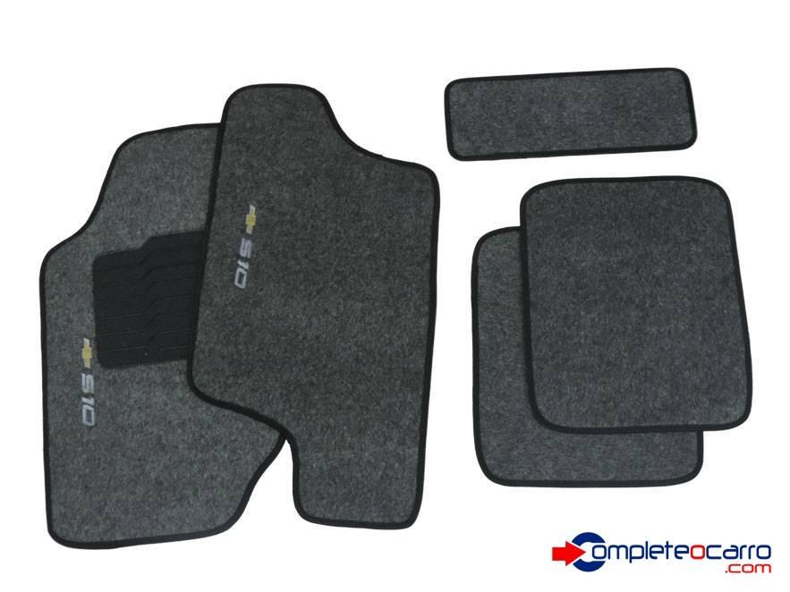 Tapete Ecológico Personalizado GM S10 CD 96/12 - Grafite C04