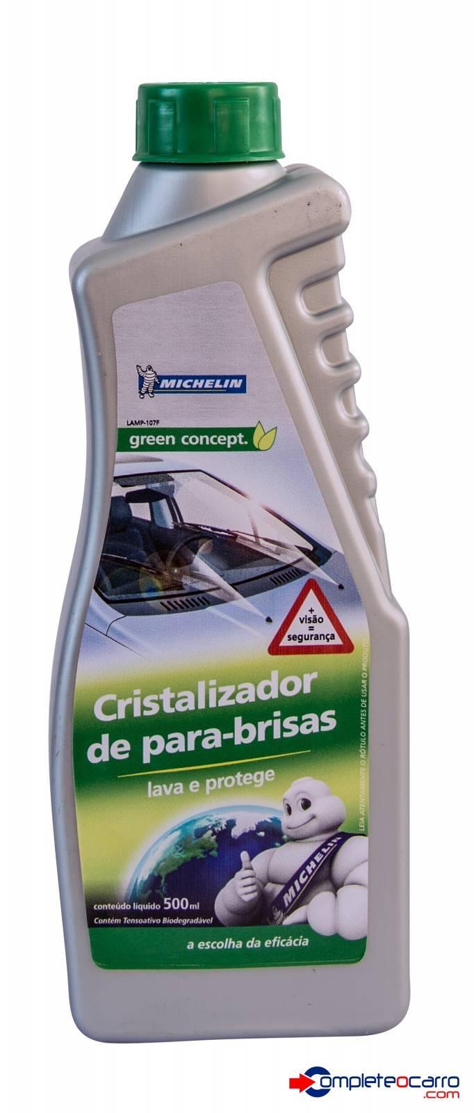 Cristalizador de Para-Brisas Michelin 500ml
