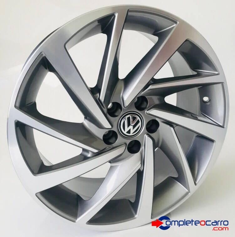 Jogo de Rodas VW POLO Aro 20' - Furação 5X112 - GD - R93