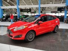Ford fiesta sedan titanium powershift 1.6 aut. new