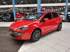 Fiat punto sporting 1.8 8v 4p