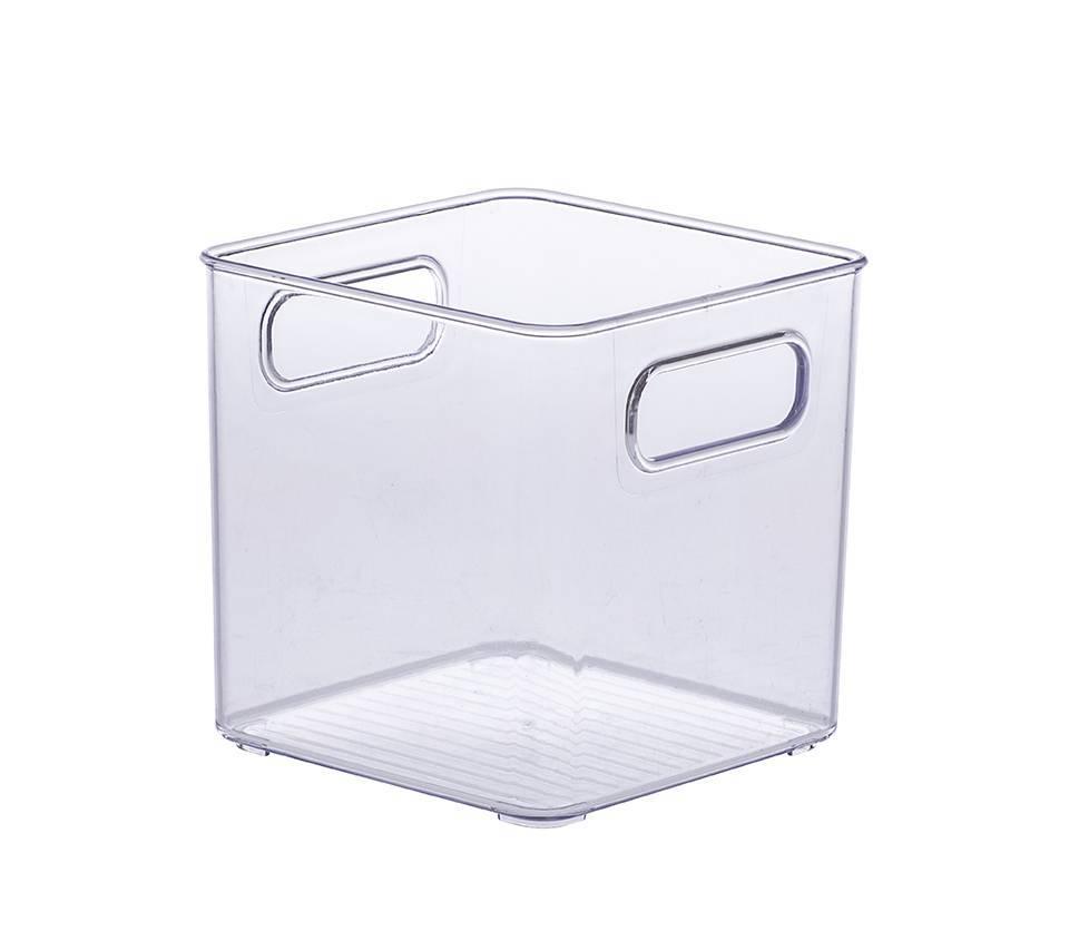 Organizador Transparente Diamond 15X15x15