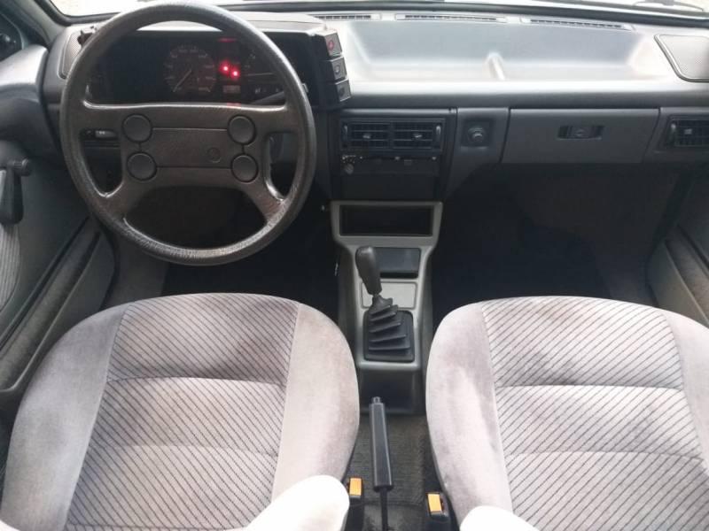 Volkswagen Gol 1.8 8V GL 2P Manual Azul