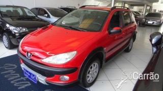 Peugeot 206 SW ESCAPADE 1.6