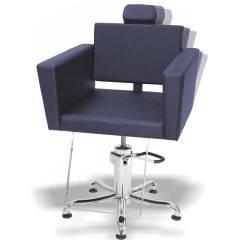 Cadeira Cabeleireiro Hidráulica Reclinável - Niágara