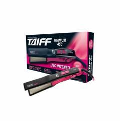 Chapa/Prancha Taiff Titanium Colors 450 - Pink - Bivolt