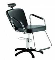 Cadeira Reclinável e Hidráulica Base Nylon Nix - Dompel