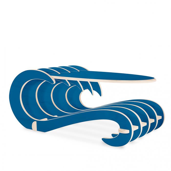 Mesa de Centro Brava CB - Princess Blue | FITTO DESIGN