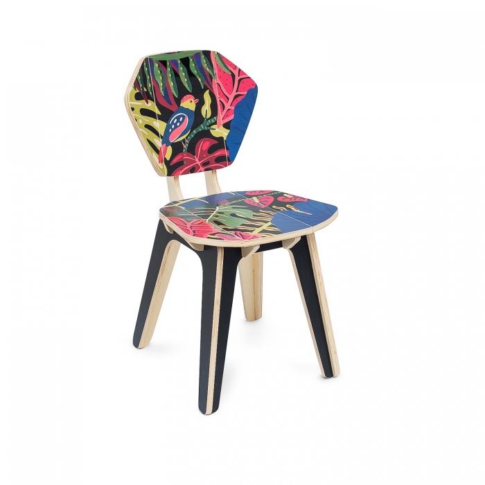 Cadeira Pétala Luciana Gnoatto Tropi | FITTO