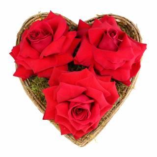 Coração Aberto | Florisbella Floricultura
