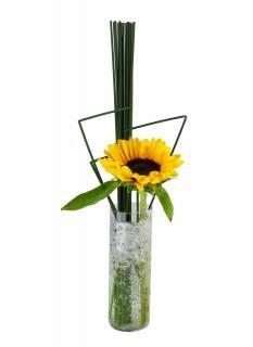 Arranjo Clean de Girassol | Florisbella Floricultura