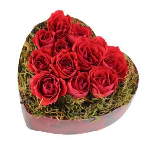 O amor em flores | Florisbella Floricultura