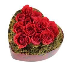 O amor em flores