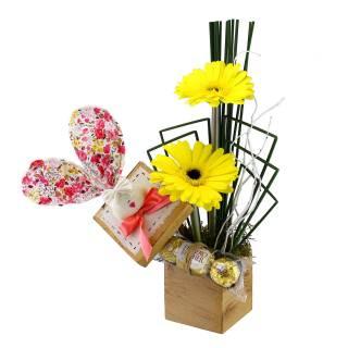 Feliz Pascoa | Florisbella Floricultura