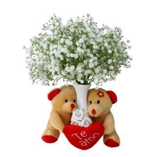 Meu Primeiro Amor Vermelho | Florisbella Floricultura