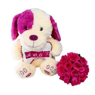 Amor Pink | Florisbella Floricultura