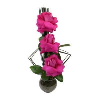 Três Preciosas - Pink   Florisbella Floricultura