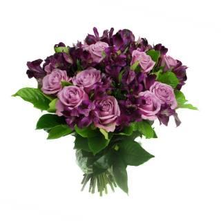 Rosas e Alstroemérias | Florisbella Floricultura