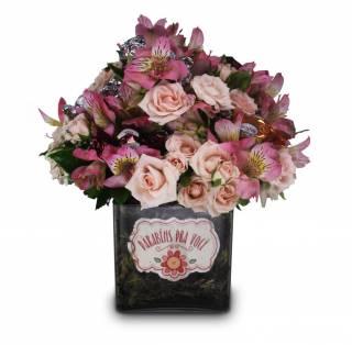 Parabéns  Pra Você | Florisbella Floricultura