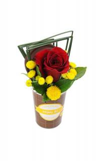 Amor de Chocolate | Florisbella Floricultura
