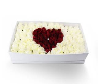 Caixa da Paixão | Florisbella Floricultura