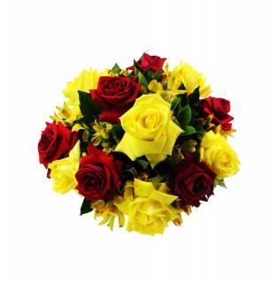 Buquê Amor e Sorte | Florisbella Floricultura