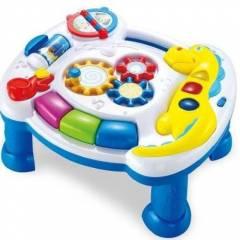 Zoop Toys Mesa de Atividades Musical ZP00043 | Noy Brinquedos