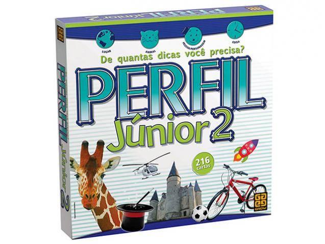 Perfil Junior Volume 2 - Grow 01979