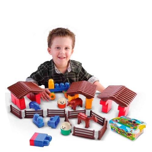 Brinquedo Fazendinha - Dismat MK181