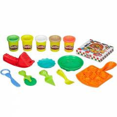 Play Doh Festa Da Pizza  - Hasbro B1856 | Noy Brinquedos