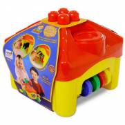 Brinquedo Casinha de Atividades - Dismat MK211