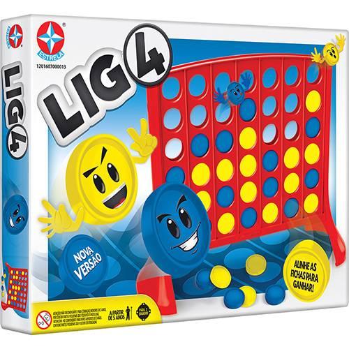 Jogo Lig 4 - Estrela 1201607000013