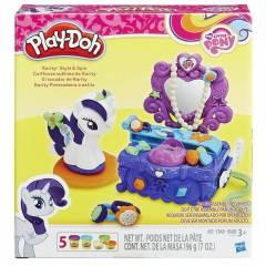 Play Doh Penteadeira Rarity - Hasbro B3400 | Noy Brinquedos