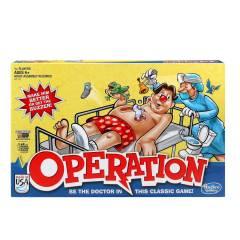 Jogo Operando Classico - Hasbro B2176 | Noy Brinquedos