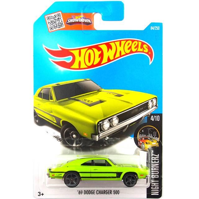 Carrinho Básico Sortido - Hot Wheels C4982