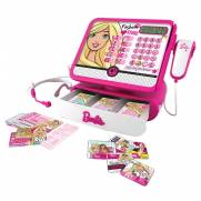 Caixa Registradora da Barbie Luxo - Barão 72749