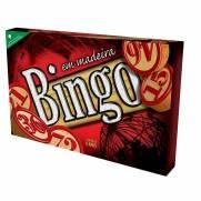 Jogo Bingo De Madeira - Pais&Filhos 2806