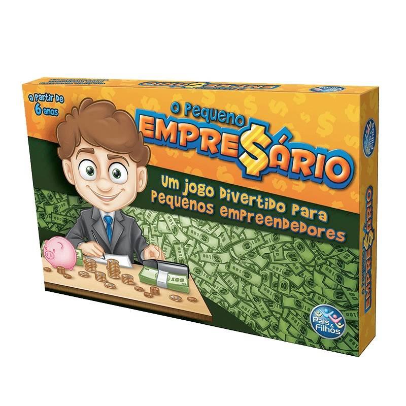 O Pequeno Empresário - Pais&Filhos 27961