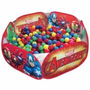 Piscina De Bolinhas Infantil Avengers - Lider PB1501
