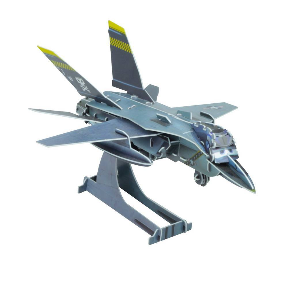 Quebra-Cabeça 3D Disney Aviões Bravo - DTC 3806
