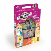 Super Trunfo Girls Disney - Grow 02471