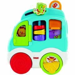 Ônibus Fisher Painel de Atividades Price - Mattel CMV93 | Noy Brinquedos