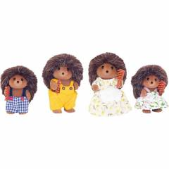 Família dos Porcos Espinhos - Sylvanian Families 3503 | Noy Brinquedos