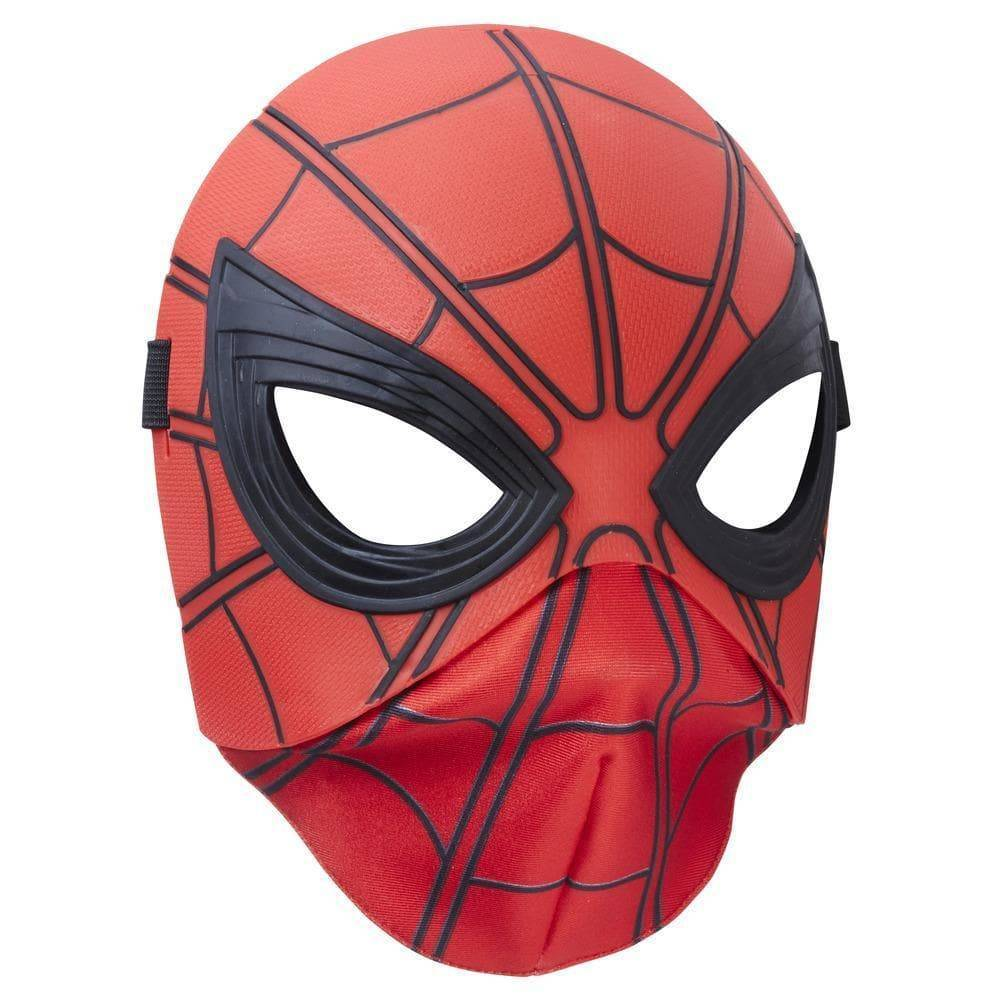 Máscara Abertura Spider-Man Marvel - Hasbro B9694