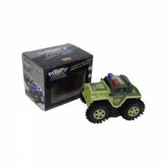 Carro Verde Policia - Zoop Toys ZP00181 | Noy Brinquedos
