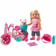 Meu Primeiro Passeio Little Mommy - Mattel FCN11